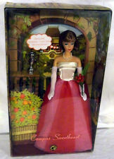 Vintage reproduction Campus Sweetheart Barbie NRFB Gold Label   Mattel