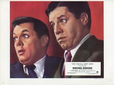 JERRY LEWIS TONY CURTIS BOEING-BOEING 1965 VINTAGE PHOTO LOBBY CARD #10
