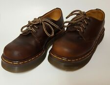 Original Vintage Dr Doc Martens womens shoes UK 5 US W7 Made in England