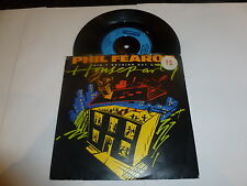 PHIL FEARON - Ain't Nothing But A Houseparty - 1986 UK 3-track vinyl single
