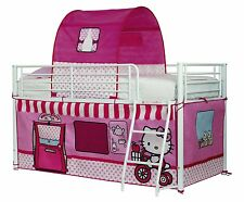 NEW Hello Kitty 1.9m Mid Sleeper Bed Tent