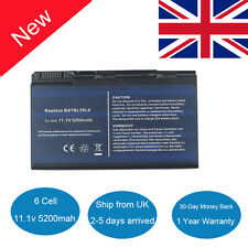 Laptop Battery for Acer Aspire 5630 5610 5100 3690 3100 BATBL50L6 BATBL50L4 UK