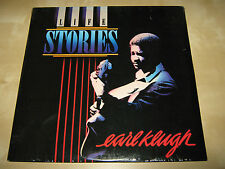 EARL KLUGH Life Stories FACTORY SEALED SS LP 1986 Greg Phillinganes RecordClub