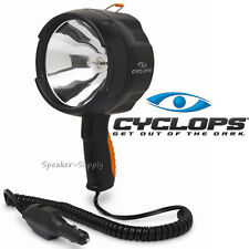 Cyclops 12V Handheld Spotlight 1400 Lumen 100 Watt Halogen Direct Lite HS140012V