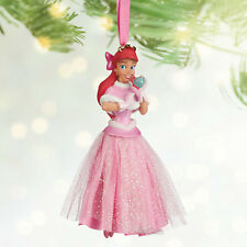 2013 Disney Store Princess ARIEL LITTLE MERMAID Sketchbook Christmas Ornament