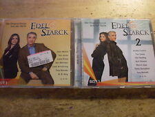 Edel & Starck 1 + 2 [2 CD Soundtrack] Van Morrison Marvin Gaye Stan Getz BB King