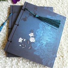 Stationery Chinese Style Book Tassel Journal Sketch Blank Notebook Notepad