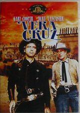 DVD VERA CRUZ - Gary COOPER / Burt LANCASTER