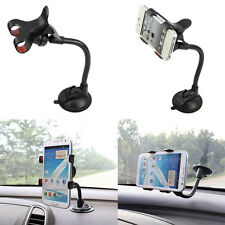 Universal Car Windshield Mount Holder Bracket Stand for iPhone Mobile Phone HGUK