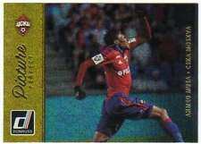 2016 Donruss Soccer Picture Perfect Gold #11 Ahmed Musa CSKA Moskva