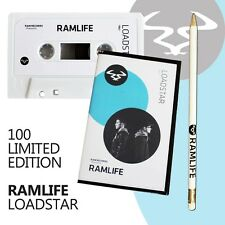 LOADSTAR RAMLIFE MIXTAPE CASSETTE RAM PENCIL + STICKER LTD DJ ANDY C AUDIO KOVE