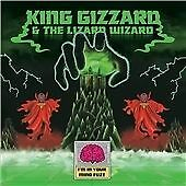 King Gizzard & the Lizard Wizard - I'm in Your Mind Fuzz (2014) cd not promo