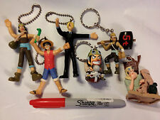 choose one~ONE PIECE FIGURE KEY CHAIN from Japan-ship free