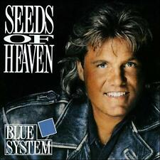 Seeds of Heaven by Blue System (CD, Apr-1991, Hansa)