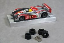 Tomy HO Slot Car Parts - SUPER TIRES & Neo 52 Traction Magnets JUST FOR MEGA-G