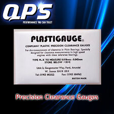 Plastigauge PL-X Engine Bearing Clearance Gauges, 0.018mm -  0.045mm