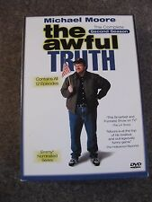 THE AWFUL TRUTH DVD SECOND SEASON 2 DISC