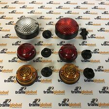 Land Rover Defender Complete Rear Light Lamp Kit (01 on) - Bearmach - TGD0014