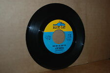 ALVIN ROBINSON: HOW CAN I GET OVER YOU; 1965 BLUE CAT 108 VG++ DEEP SOUL 45 RPM