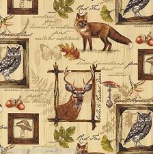 Into the Woods by Next Day Art for Springs, cotton quilting fabric