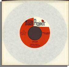 """Enoch Light & The Light Brigade - Chicago + Happy Days Are Here Again - 7"""" 45!"""