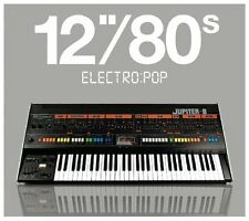"""Various - 12"""" 80s Electro:pop NEW CD"""