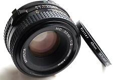 MINOLTA MD 50mm f2  for mirrorless cameras  JAPAN  GOOD