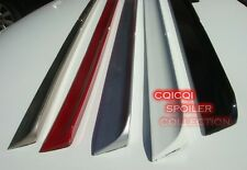 Painted Trunk Lip Spoiler For 94~01 A4 S4 B5 all color ◎