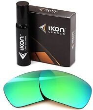 Polarized IKON Replacement Lenses For Dragon Calavera Emerald Mirror