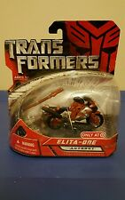 Transformers Movie 2007 Target Exclusive Elita-One Scout Class New