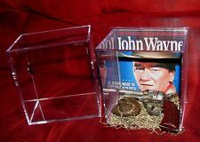 "~MR.JOHN WAYNE""Collectible""THE DUKE""Poly Reisin Gun Display.""BRAND NEW"