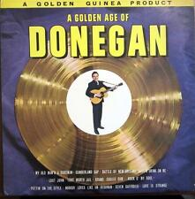 LP / LONNIE DONEGAN AND HIS SKIFFLE GROUP  / A GOLDEN AGE OF / RARITÄT /