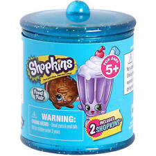 New Shopkins Season 4 FOOD FAIR 2 Pack Blind Candy Jar Bag SHIPS FROM USA