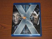 X-Men: First Class (Blu-ray Disc, 2011, 2-Disc Set)