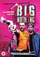 Big Nothing (DVD) Simon Pegg, David Schwimmer 2007