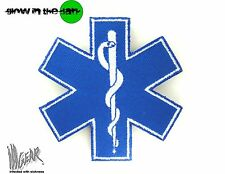 ill Gear STAR OF LIFE LARGE MEDIC MEDICAL PARAMEDIC PATCH EMT Tactical