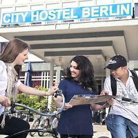 BERLIN - Mitten im Zentrum 1 Nacht für 1P - Mehrbettzimmer - City Hostel Berlin