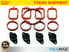 4 x 22 mm Swirl Flap Flaps Replacement Removal Blanks Gaskets for BMW 2.0 M47
