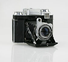 ZEISS IKON Super Ikonta (BX) 533/16 Folding Rangefinder Camera c.1937/52 (X89)