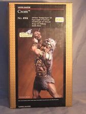testors model masters Crom resin model kit 1/8 scale viking warrior flintstone