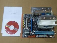 GAME-BUNDLE: intel P55 Mainboard + i5-760 (4x, 3.33 GHz max.) + Power-Cooler