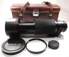 [AS IS] Tokina AT-X Tokina SD 150-500mm f/5.6 MF Lens For Nikon #20586