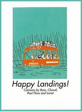 Happy Landings!: Cartoons by Bosc, Chaval, Paul Flora and Loriot (Armchair Trave