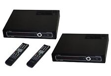 2 pezzi Deutsche TELEKOM Media Receiver 300 NERO 160gb HDD per Entertain