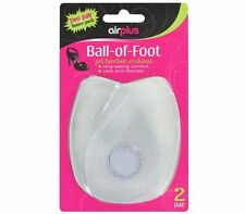 Airplus Ladies Gel Ball Cushion of the Foot Pads pack of 2 Shoe front 2 Pairs