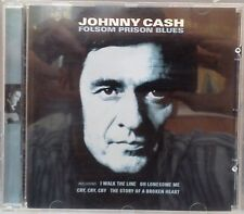 Johnny Cash - Folsom Prison Blues (CD 2005)