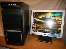 Desktop Computer PC - Quality Custom Gigabyte - Windows 7 Pro - 2.5Ghz+ - Gaming