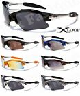 X-Loop Sports Cycling Golf Running Sunglasses Mens Fishing