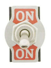 One Heavy Duty Full SizeToggle Switch DPDT On-On Part #SW115