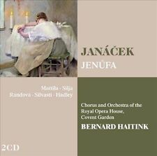 NEW Leos Jancek: Jenufa CD (CD) Free P&H